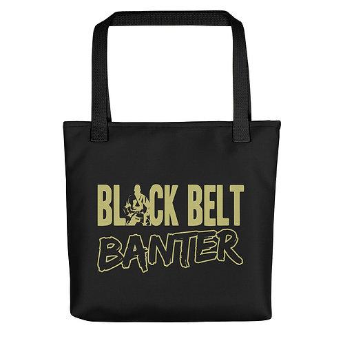 BBB Signature Design Tote Bag