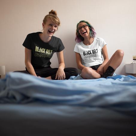 Smile with us #BlackBeltBanter style