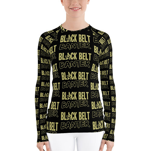 BBB Signature Design Women's Rash Guard