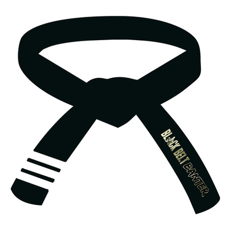 Who is a REAL Black Belt in Banter...