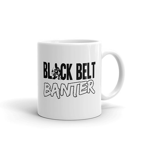 BBB Signature Black Print Mug