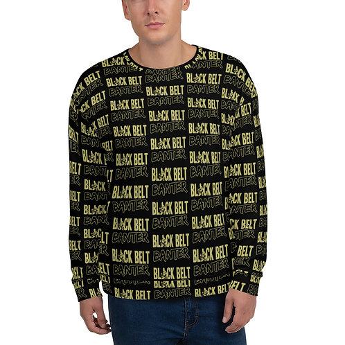 BBB Signature Design Allover Tile Print Sweatshirt