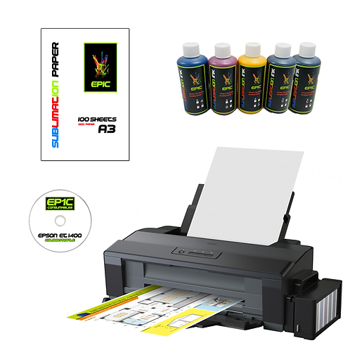 Epic - Epson Et-14000 EcoTank Sublimation Printer A3