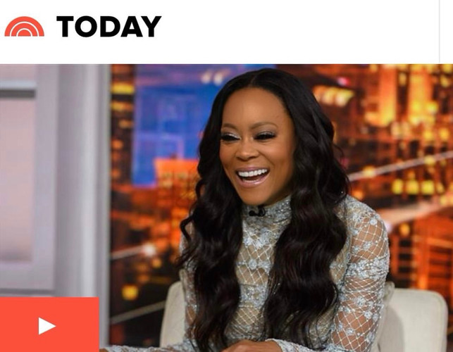 Robin Givens Co Hosting The Today Show