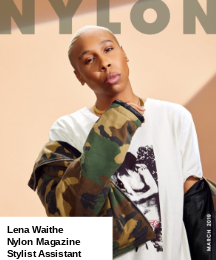 Lena Waithe Nylon Magazine
