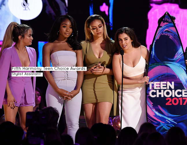 Fifth Harmony Teen Choice
