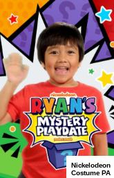 Nickelodeons Ryan's Mystery Play Date: C