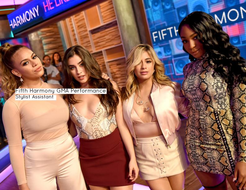 Fifth Harmony GMA