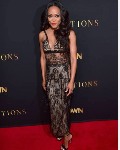 Robin Givens OWN's Ambitions Red Carpet Premiere