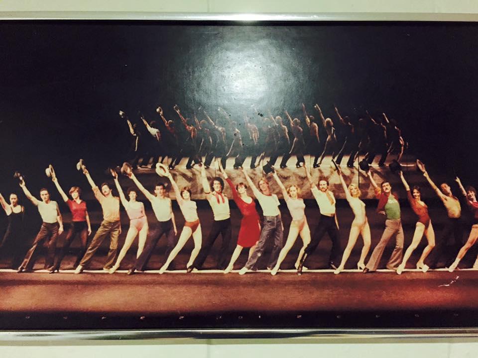Chorus Line OG Australian cast