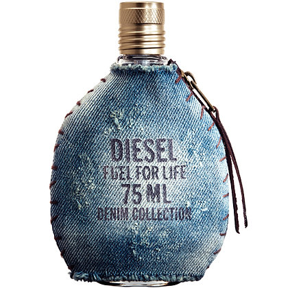 Fuel For Life Denim Masculino Eau de Toilette