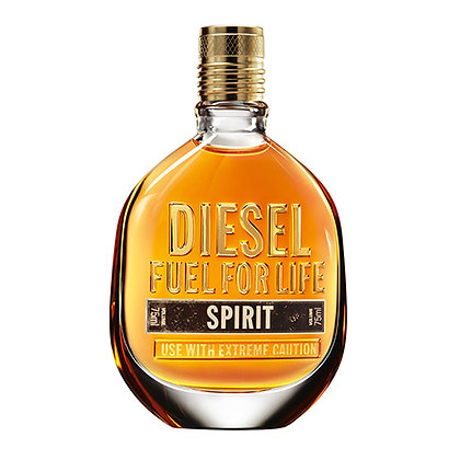 Diesel Fuel for Life Spirit Masculino Eau de Toile