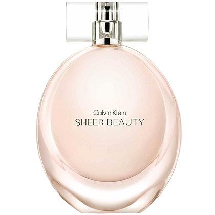 Calvin Klein Sheer Beauty Feminino Eau de Toilette