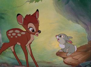 Throwback: Bambi