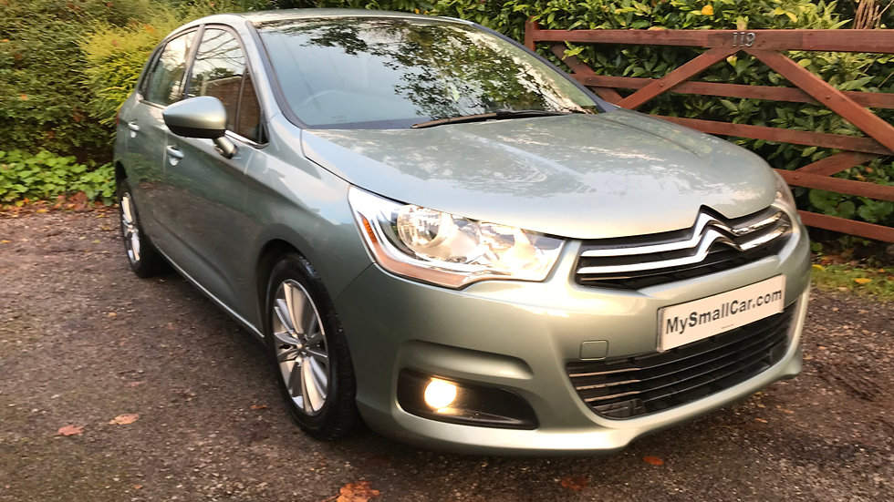 2013/62 CITROEN C4 1.6 e-HDi AIRDREAM VTR+ EGS AUTOMATIC 5DR