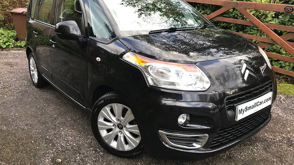 2011/11 CITROEN C3 PICASSO 1.6 HDi CONNEXION WITH ONLY 39,000 MILES
