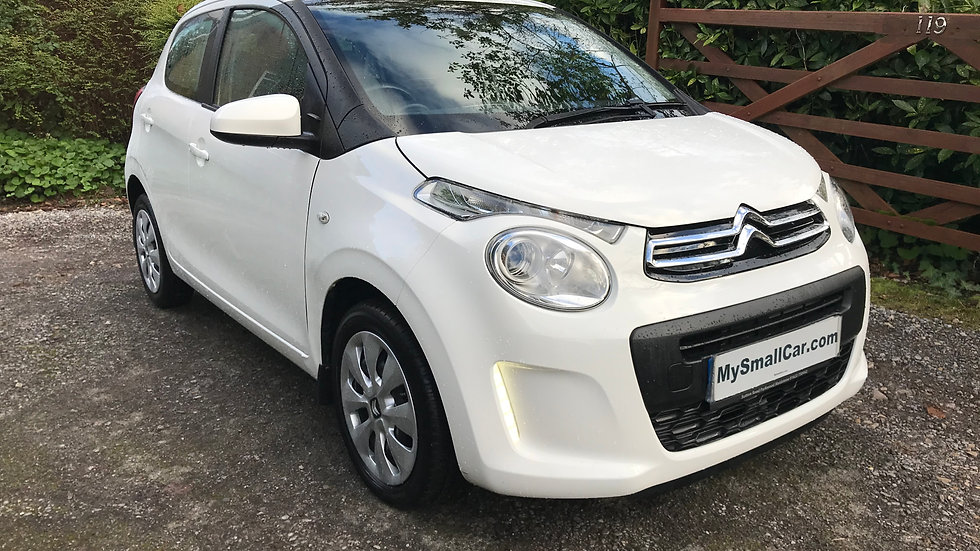 2015/15 CITROEN C1 1.0 VTi FEEL 5DR WITH 32,000 MILES
