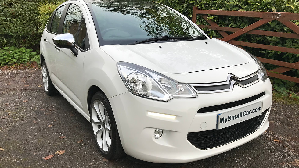 2013/13 CITROEN C3 1.2 VTi SELECTION 5DR WITH ONLY 45,000 MILES