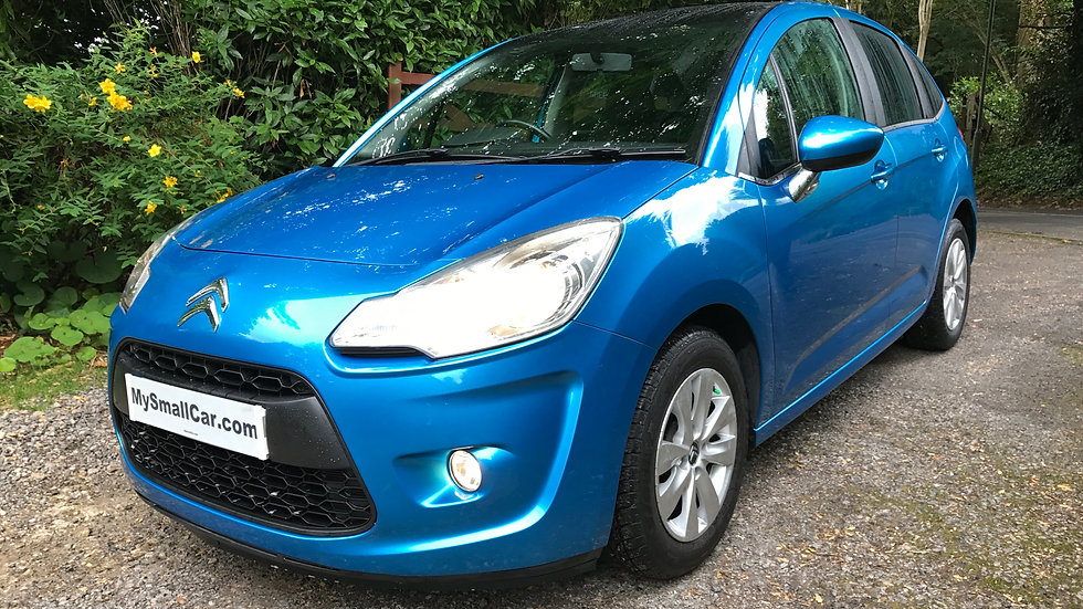 2010/10 CITROEN C3 1.6 HDi EXCLUSIVE, ONLY £20 ROAD TAX
