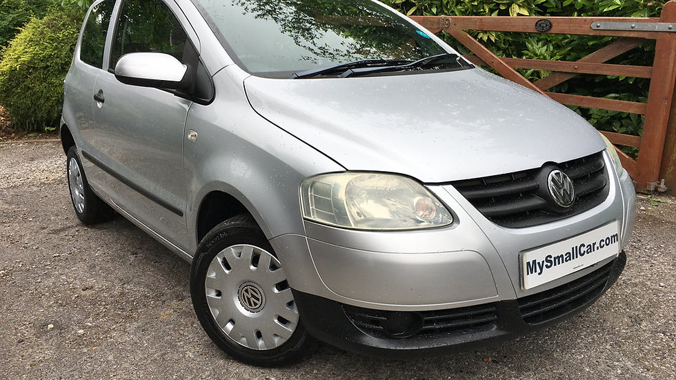 2007/56 VOLKSWAGEN FOX 1.2 URBAN WITH A LONG MOT AND NEW CLUTCH