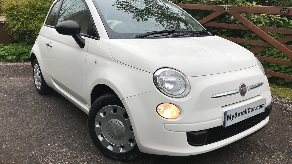 2013/62 FIAT 500 1.2 POP WITH ONLY 56,000 MILES. £30 TAX