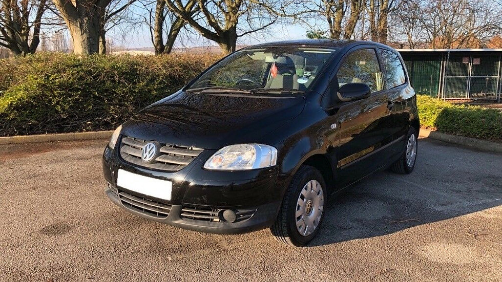 2009/09 VOLKSWAGEN FOX 1.2 URBAN WITH ONLY 45,000 MILES