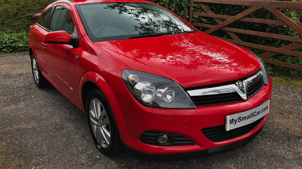 2009/09 VAUXHALL ASTRA 1.4 SXi SPORT HATCH 3DR WITH VERY LONG MOT