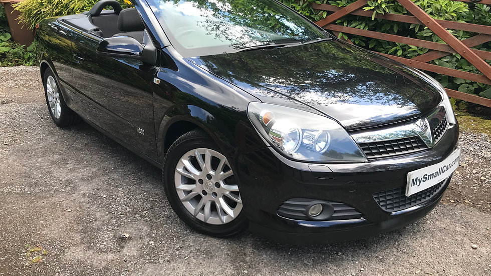 2010/59 VAUXHALL ASTRA 1.8 SPORT TWINTOP