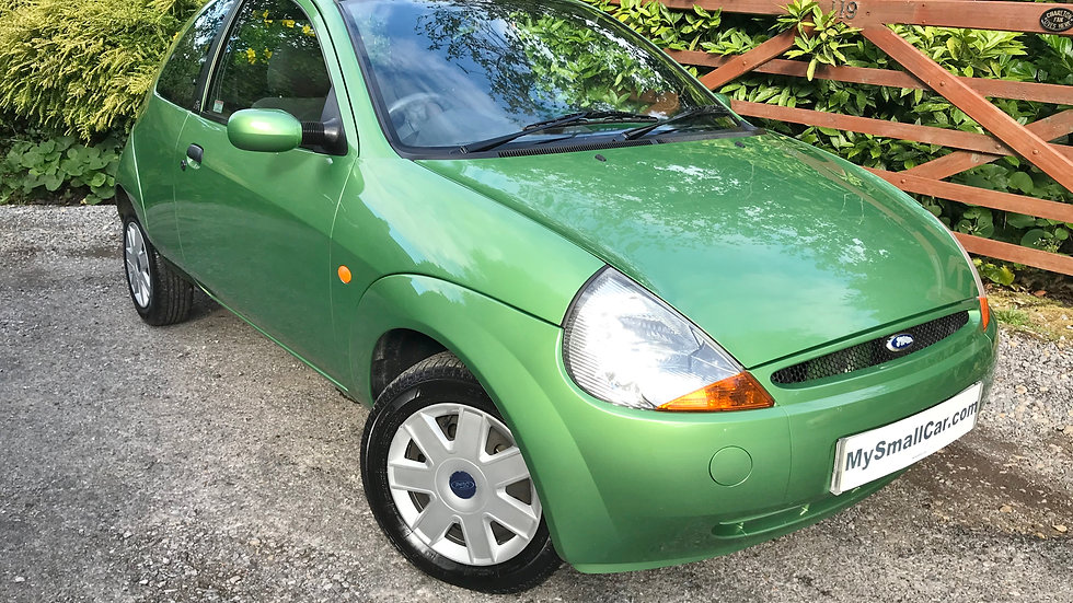 2006/55 FORD KA 1.3 COLLECTION WITH ONLY 79,000 MILES..