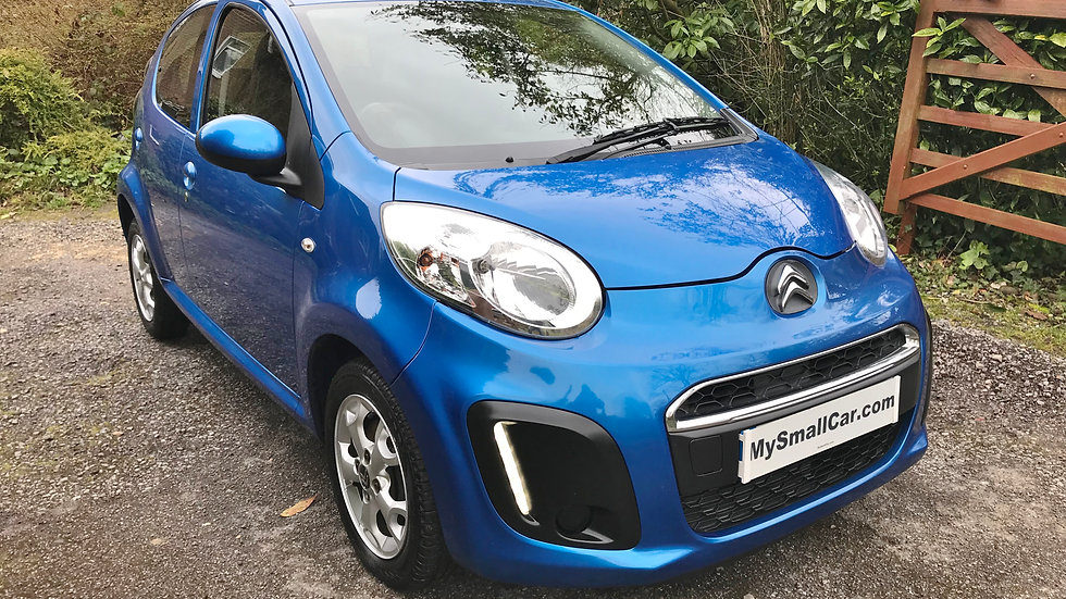 2014/14 CITROEN C1 1.0 EDITION 5DR WITH ONLY 23,000 MILES..