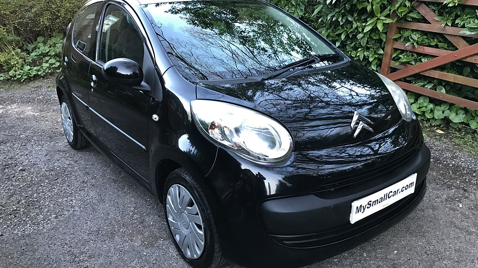 2008/57 Citroen C1 Rhythm 5dr with only 75,000 miles and Air Con