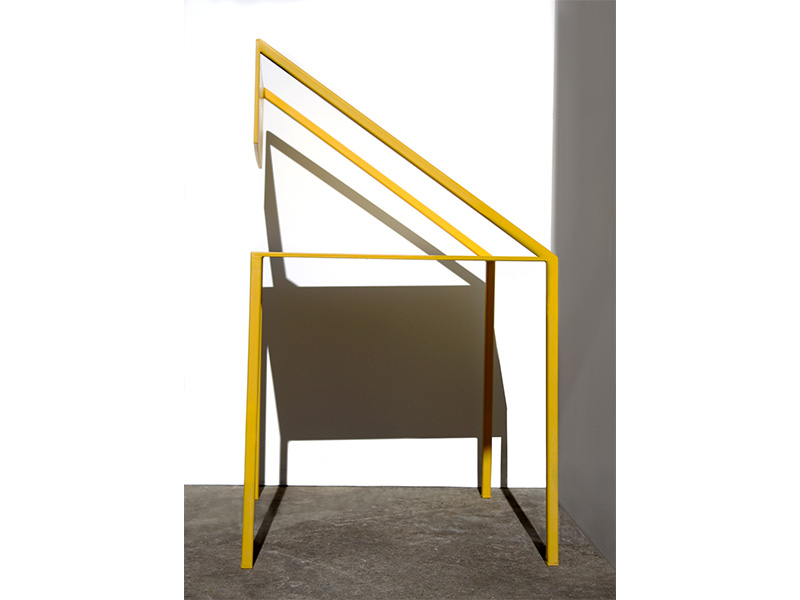 Peek Chair Yellow