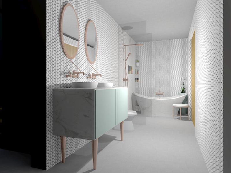 Addison Rd Bathroom