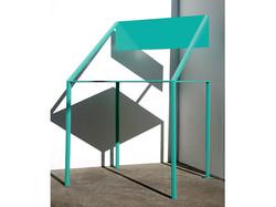 Peek Chair Green