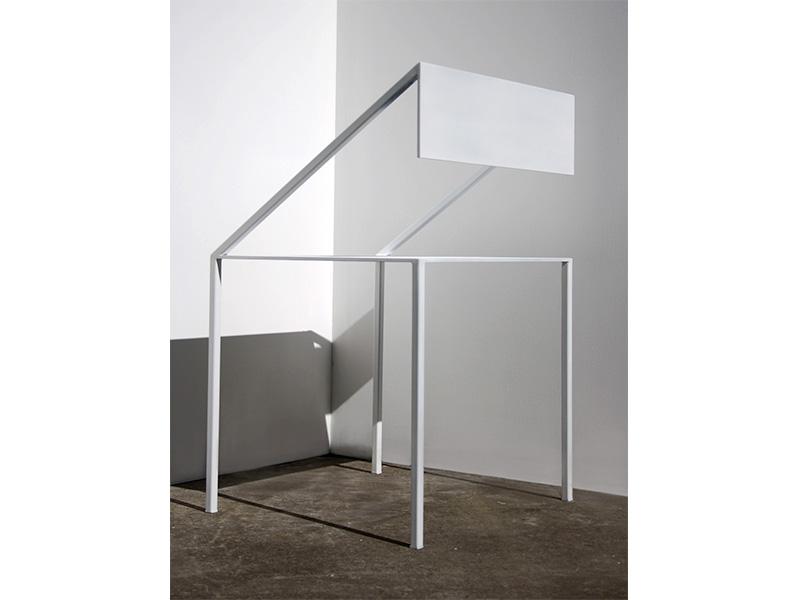 Peek Chair White