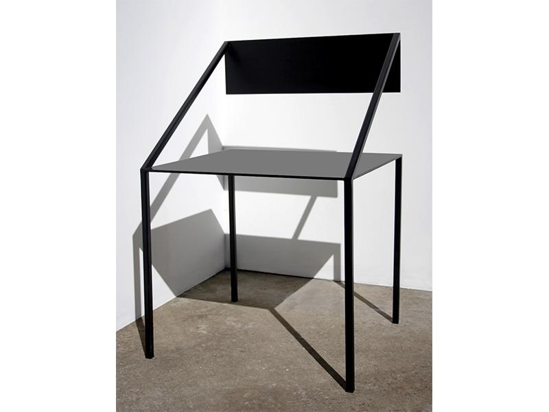 Peek Chair Black