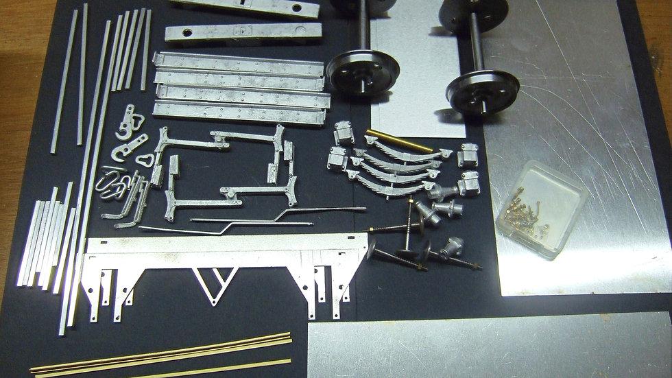 Tippler Wagon Kit MKI