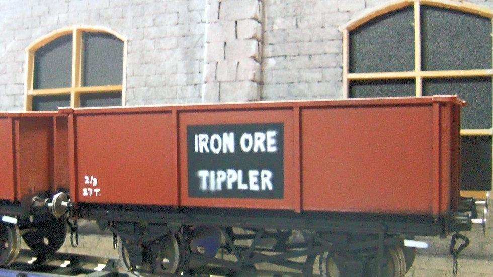 IRON ORE TIPPLER WAGON