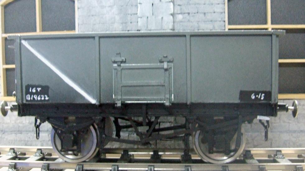 BR 16T Mineral Wagon