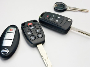 How much is a car key?