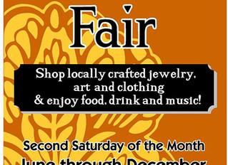 Visit Marnie at the Northgate Mall Artisan's Fair!