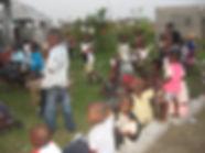 children learning in kindergarten