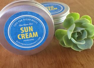 Passionate About our Sun Cream