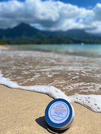Our skincare, hair care and cleaning products are made with a low waste lifestyle in mind. These non toxic products,  are free of toxic ingredients that can damage ocean sea life or coral reefs.  They are made using earth friendly ingredients and packaged in plastic free packaging. Even our labels are made with recycled paper and non toxic ink.