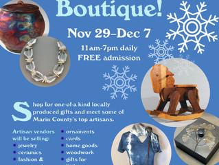 Marin Civic Center Craft Fair
