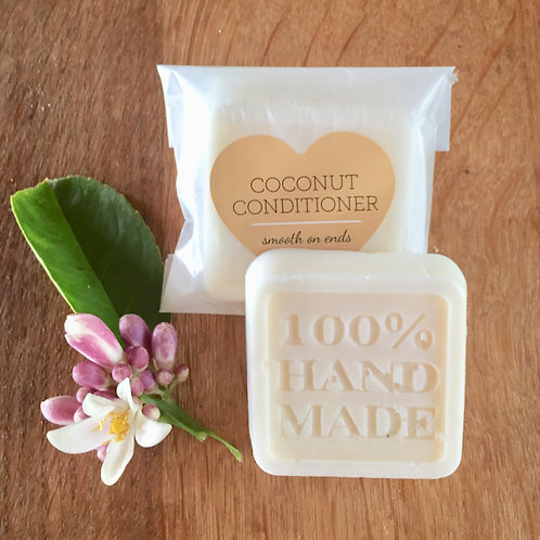 Coconut Conditioner bars