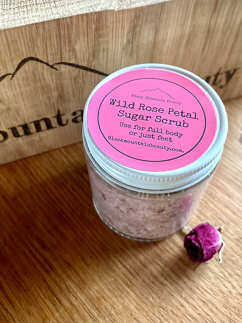 Lavender/Rose Sugar Scrub