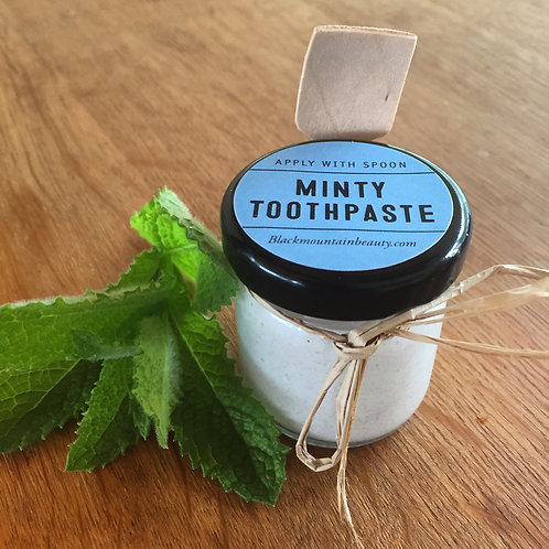 Minty Toothpaste