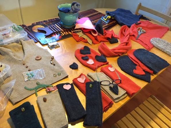 Nicasio School Craft Fair coming up!