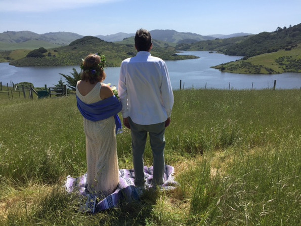 Love and celebration on Black Mountain